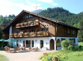 Hotel zur Oberen Mühle, Bad Hindelang