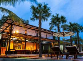 Aroonsawad Riverview Resort, Prachin Buri