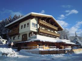 Gästehaus Vorderegger, Wald im Pinzgau