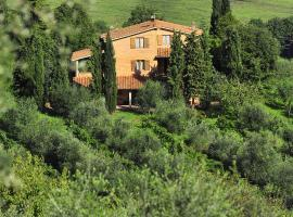 Agriturismo Malafrasca, Siena