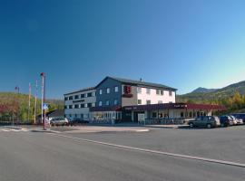 Hamarøy Hotel, Innhavet