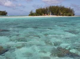 Bora Bora Eco Lodge Mai Moana Island, Mai Moana Island
