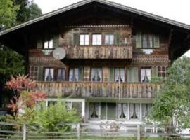 Chalet Kanderhus, Kandersteg