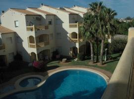 Apartamentos La Giralda, Denia