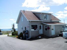 Island View Motel, Saint John