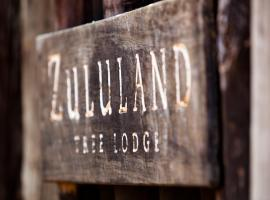Zululand Tree Lodge, Hluhluwe