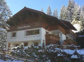 Frühstückspension Jägerheim, Lech am Arlberg