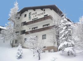 Haus Lattacher, Stuben am Arlberg