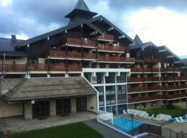 Terrasses Du Mont Blanc, Le Praz de Lys