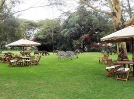Lake Naivasha Country Club, Naivasha