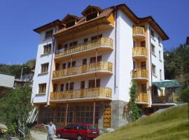 Family Hotel Byalata Kashta, Banite