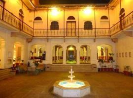 Dev Niwas - Heritage Hotel, Būndi