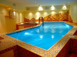 Good Stay Dinaburg Spa Hotel, Daugavpils