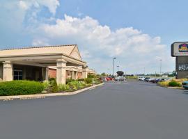 Best Western Hotel St. Catharines-Niagara, Saint Catharines