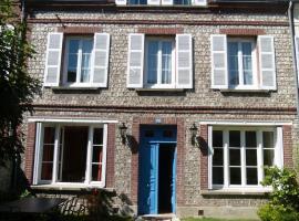 Maison Soleil du Matin, Étretat