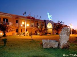 Hotel Thàlas Club, Torre dell'Orso