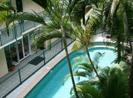 Mediterranean All Suite Hotel, Darvinas