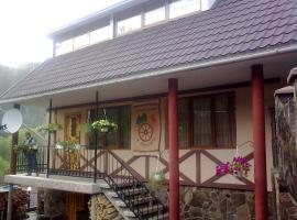 Villa U Tsymbora, Sinyak