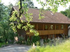 B3 Boutique-Bed & Breakfast, Gsteigwiler