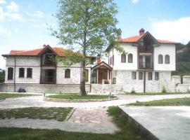 Park Hotel Makenzen, Melnik