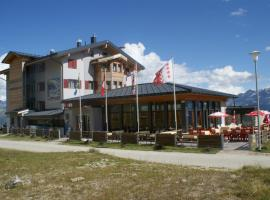 Appartmenthaus Bergfreund, Fiesch