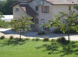 La Grange des Vosserts, Chantemerle-les-Blés
