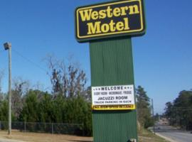 Western Inn Motel - Quitman, Quitman