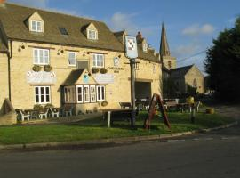 The Chequers, Cassington