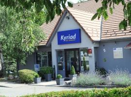 Kyriad Bellegarde - Genève, בלגארד סור-ואלסרין