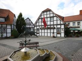 Hotel Altes Gasthaus Greve, Recke