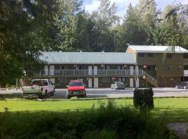 The Hitching Post Motel, Pemberton