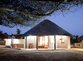 Zululand Safari Lodge, Hluhluwe