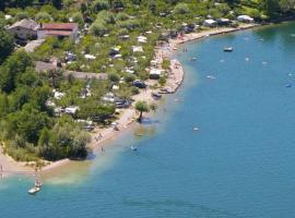 Camping Fleiola, Calceranica al Lago