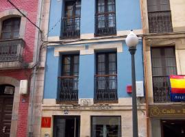 Apartamentos Entrepalacios, Avilés