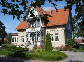 Hoffmanns Gästehaus, Thale