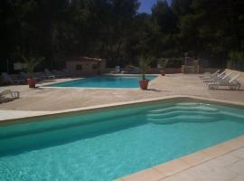 Provence Camping, Lambesc