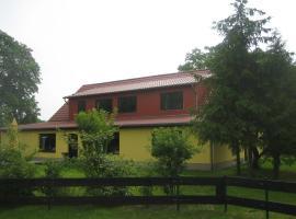 Villa Marion, Strasen