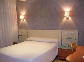 Hotel Canabal, Burela de Cabo