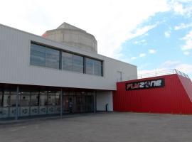 Auberge FlyZone, Lézignan-Corbières