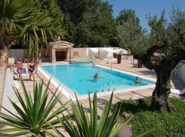 Camping Les Pecheurs, Roquebrune-sur-Argens