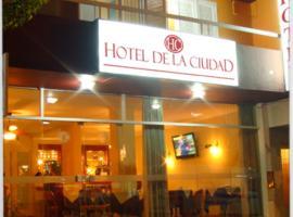 Hotel de la Ciudad, Cosquín