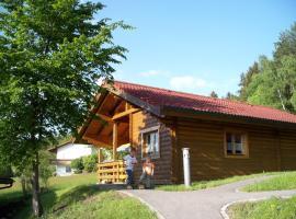 Blockhaus Hedwig, Stamsried