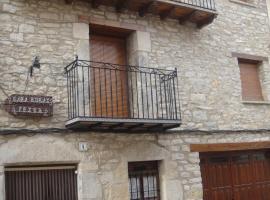 Casa Folch, Castellfort