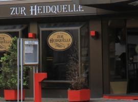 Hotel Zur Heidquelle, Blumenthal