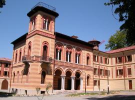 Villa Scati, Melazzo