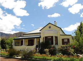 Kingna Lodge Montagu, Montagu