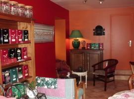 Chambres d'hôtes Les Tartines Bavardes, Pontorson