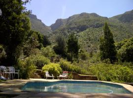 Sunbird Mountain Retreat