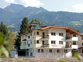 Appartements Alpenkristall, Zell am Ziller