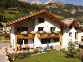 Ferienhaus Gundi, Pettneu am Arlberg